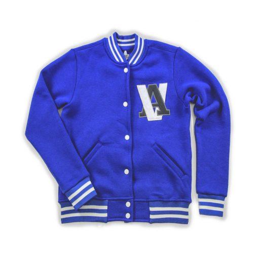 Blusa de Frio Azul