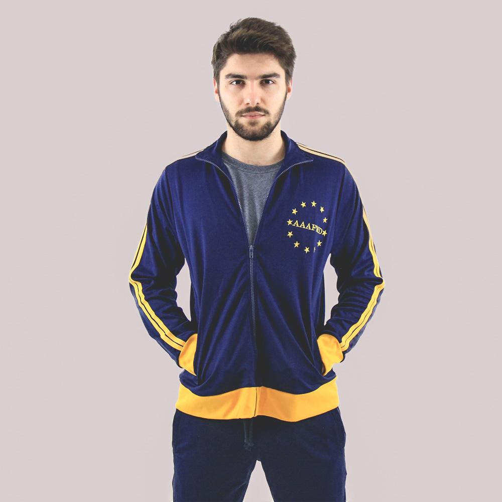 Jaqueta Esportiva Retrô Personalizada
