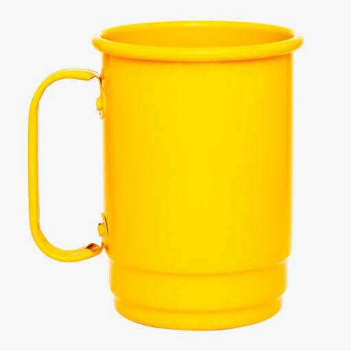 Caneca 450ml Amarelo