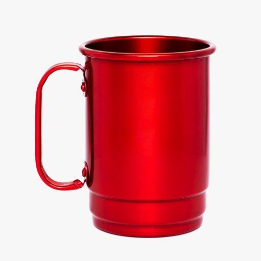 Caneca 450ml Vermelho
