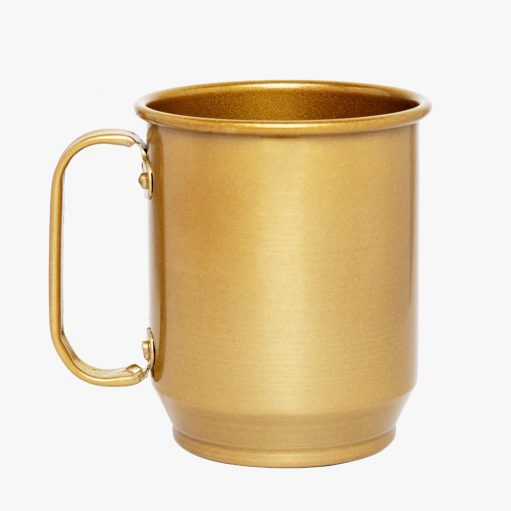 Caneca 500ml Dourado