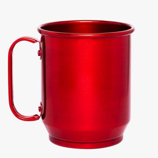 Caneca 500ml Vermelho