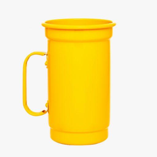 Caneca 600ml Amarelo
