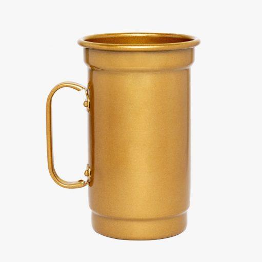 Caneca 600ml Dourado