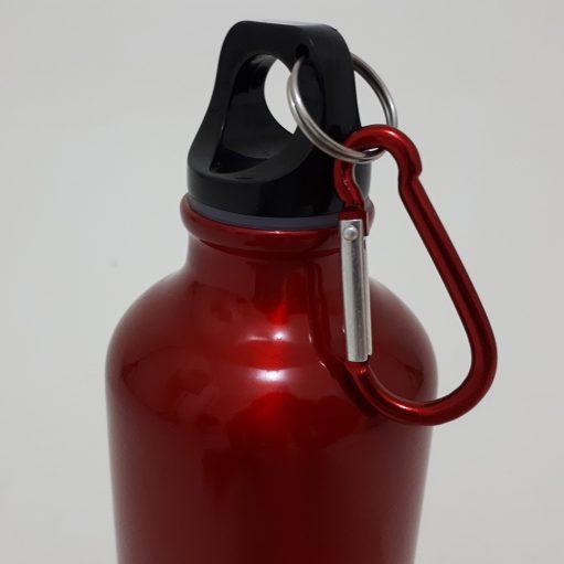 Squeeze de alumínio vermelho 500ml 02