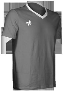 Camiseta-Algodão-Gola-V