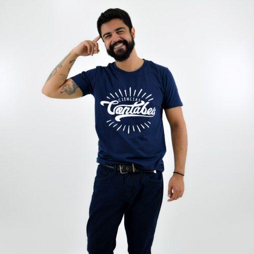 camiseta de contabilidade