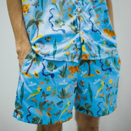 conjunto moda praia personalizado