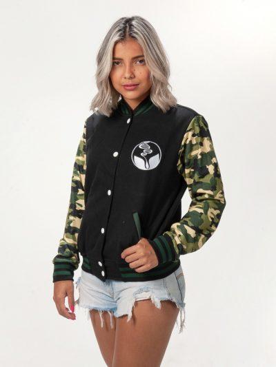 Jaqueta americana de biologia