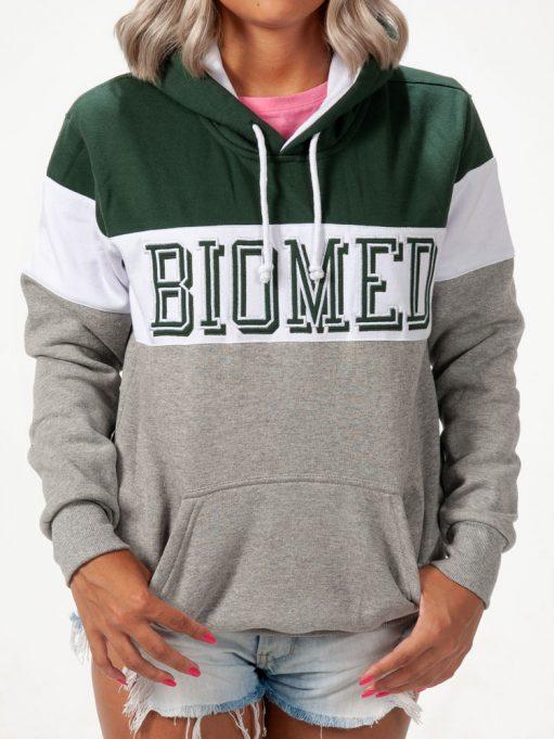 Blusa de frio de biomedicina