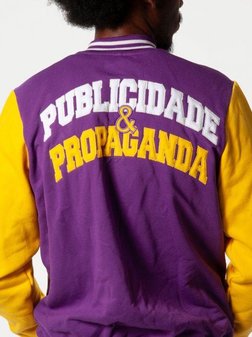 blusa de frio de publicidade personalizado