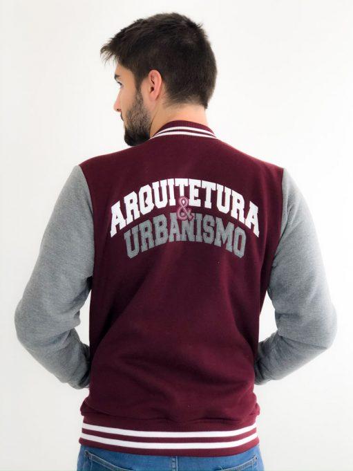 jaqueta americana de arquitetura e urbanismo