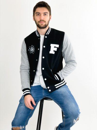 jaqueta americana personalizada de física