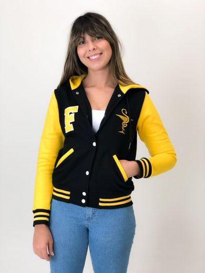 jaqueta college personalizada de Farmácia