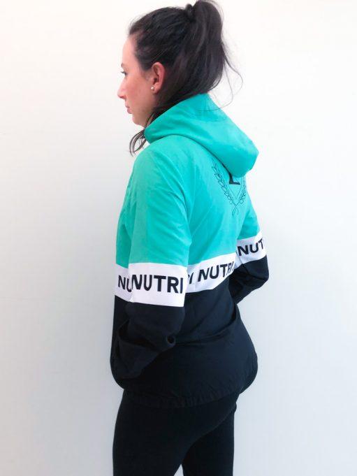 comprar jaqueta corta vento de nutrição