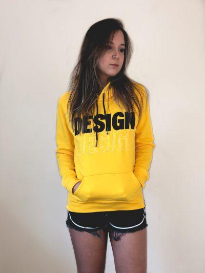 Blusa de Frio de Design