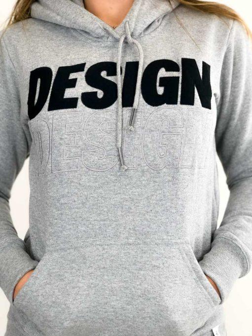 moletom do curso de design