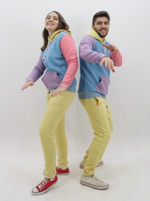 Blusa de Moletom Color Block Candy (2)