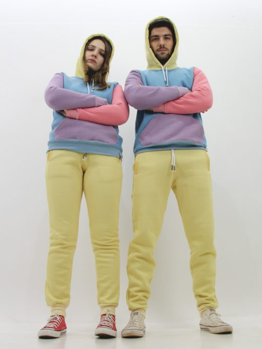 Blusa de Moletom Color Block Candy (5)