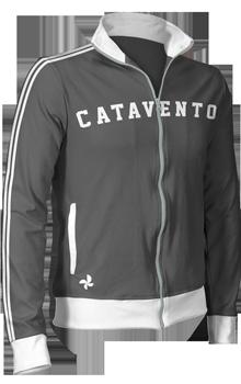 jaqueta esportiva retro personalizada