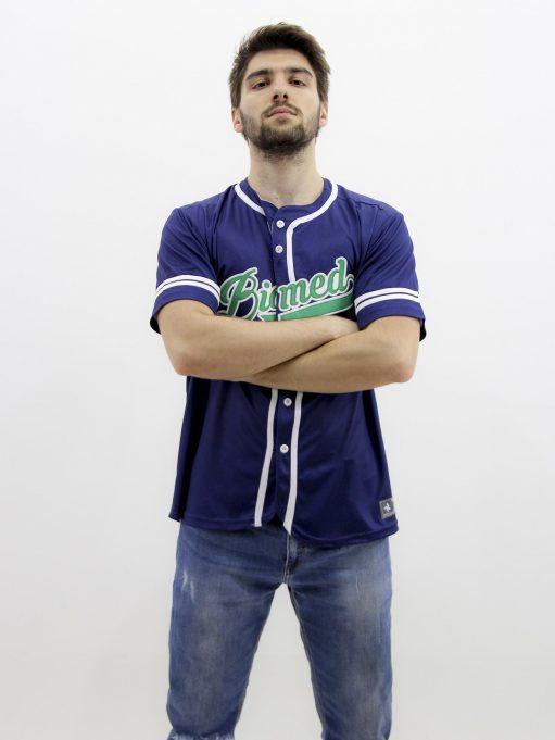 Jersey Baseball MLB de Biomedicina (1)