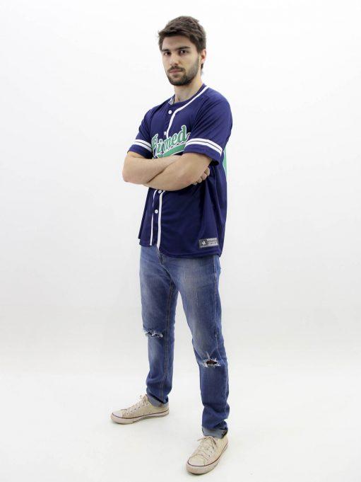 Jersey Baseball MLB de Biomedicina (2)