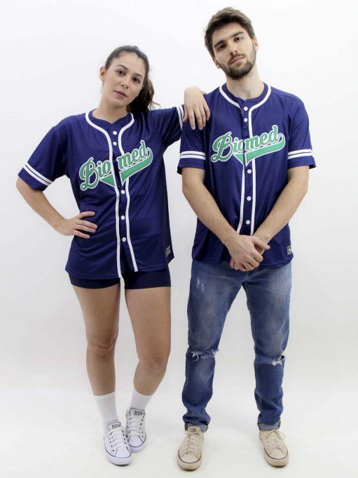 Jersey Baseball MLB de Biomedicina (4)