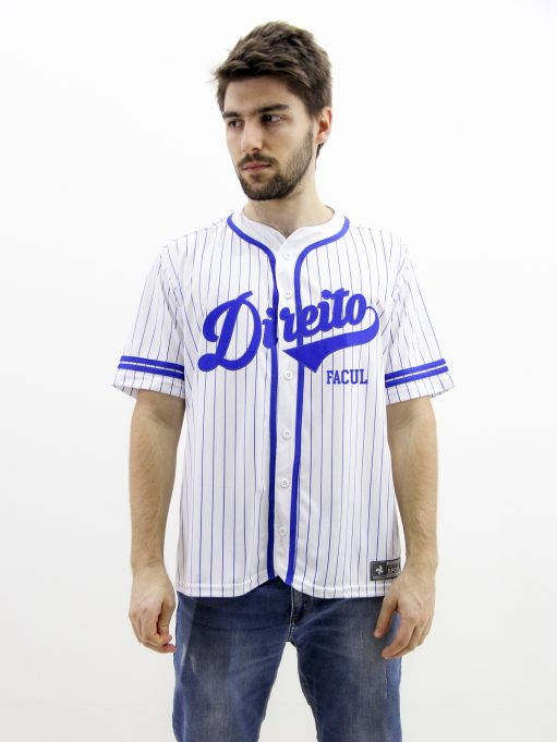 Jersey Baseball MLB de Direito (1)