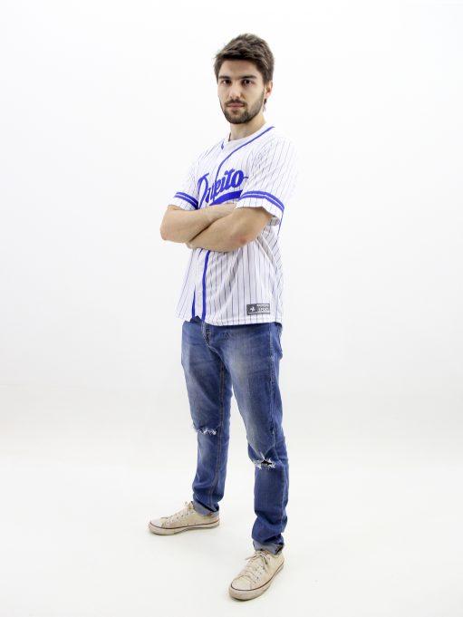 Jersey Baseball MLB de Direito (2)