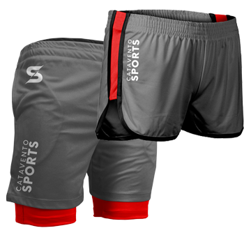 Shorts fitness personalizados