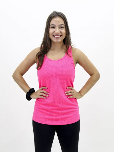 Regata Fitness Rosa Neon