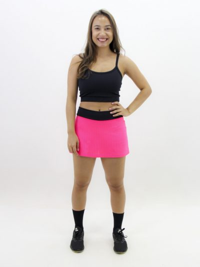 Saia Fitness Rosa Neon