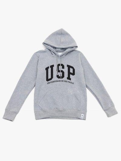 moletom USP personalizado